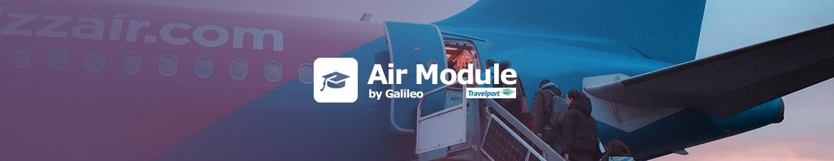 Air Module by Galileo_Travel Management Akademija