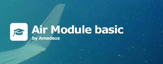 Air module Basic_Travel Management Akademija