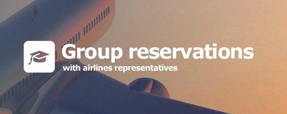 Group reservations_Travel Management Akademija