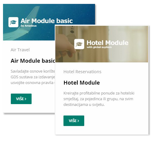 Air Modul i Hotel Module_Travel Management Akademija